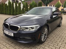 2018 BMW 540i X-Drive Sport Line *Only 11,970 Miles*Loaded* in Spangdahlem, Germany