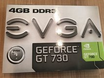 GeForce GT 730 graphic card New! never opened in Ramstein, Germany