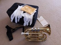 Pocket Trumpet - Unused - Levante TR4415 in Lakenheath, UK