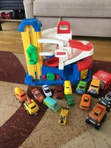 Fisher Price parking garage in Wiesbaden, GE