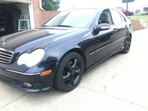2005 Mercedes c230 in Fort Campbell, Kentucky