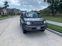 2003 Sequoia Limited in Kingwood, Texas
