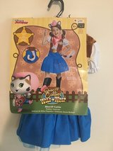 New!  Sheriff Callie Cowgirl Costume- Size 2T in Westmont, Illinois