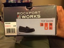 Women (8m) rockport works shoes in Chicago, Illinois