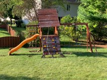 free rainbow play set in Chicago, Illinois