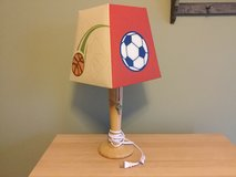 Sports lamp in Chicago, Illinois