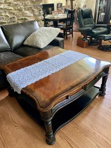Hooker Square Coffee Table With 4 Drawers in Glendale Heights, Illinois
