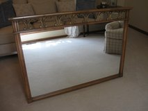 Large Wall/Dresser Mirror-Thomasville-Gardner in Joliet, Illinois