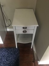 Vintage end table - needs paint in Glendale Heights, Illinois