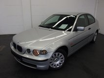 BMW 316 ti compact ac cruise control new inspection nice car in Grafenwoehr, GE