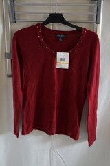 red sweater NWT in Ramstein, Germany