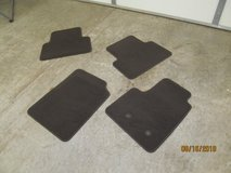 Front and Rear Brown Floor Mats like new - fits Chevy Colorado / GMC Canyon in Alamogordo, New Mexico