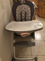 Baby high chair in Kingwood, Texas