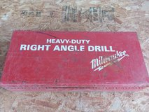 Milwaukee Right Angle Drill in Alamogordo, New Mexico