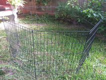 Pet exercise pen in Kingwood, Texas