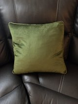 Pier 1 down accent pillow in Chicago, Illinois