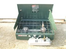 Coleman Camp Stove Guide Series Dual Fuel Powerhouse 414 in Glendale Heights, Illinois