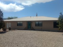 3 bed/2 bath, 2500 sq ft home on 5 acres, south of golf course in Alamogordo, New Mexico