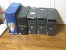 Five Dell PC's $50 total in Kingwood, Texas
