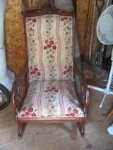 Antique 1940's Rocking Chair in Kingwood, Texas