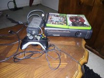 im selling myXBOX 360 two games all cord's one controller pick up only in 29 Palms, California