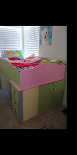 Bedroom set in Vacaville, California