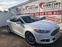 2016 Ford Fusion SE EcoBoost AWD in Ramstein, Germany