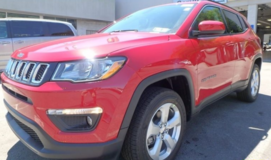 2018 Jeep Compass Latitude in Ramstein, Germany