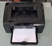 220V HP LaserJet Pro Wireless Printer.  Save space with an ultra-compact and yet fast and effici... in Stuttgart, GE