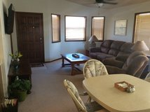 Fully furnished town house (available oct.4  2019) in Alamogordo, New Mexico