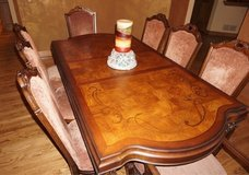 Dining Room Table Set in Naperville, Illinois