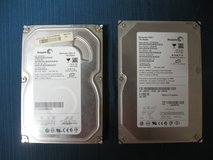 Two 160 GB Seagate Barracuda SATA  HDD's in Houston, Texas