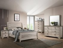 Patterson  sleigh Bedroom suite $1200 / $50 Down in Houston, Texas