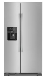 SALE ** AMANA 25 cf Side by Side Refrigerator NEW  ASI2575GRS in Tacoma, Washington