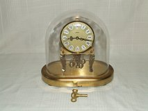 Vintage Kundo Anniversary Clock / Oval Dome Cover in St. Charles, Illinois
