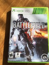 X BOX 360 BATTLEFIELD 4 in Fort Riley, Kansas