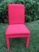Upholstered Chair in Bolingbrook, Illinois