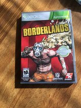 X BOX 360 Borderlands in Fort Riley, Kansas