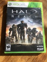 Halo Reach X BOX 360 in Fort Riley, Kansas