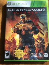 Gears of War - Judgement- X BOX 360 in Fort Riley, Kansas