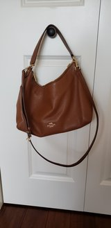 Original Coach bag (brown leather) in Naperville, Illinois