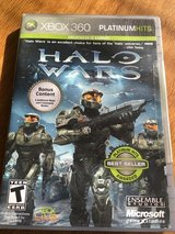 HALO WARS X BOX 360 in Fort Riley, Kansas