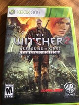 The Witcher - ASSASSIN OF KINGS Enhanced Edition X BOX 360 in Fort Riley, Kansas