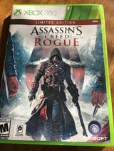 Assassins Creed - ROGUE X BOX 360 in Fort Riley, Kansas