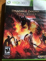 Dragon's Dogma DARK ARISEN X BOX 360 in Fort Riley, Kansas