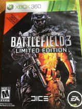 BATTLEFIELD 3 X BOX 360 Limited Edition in Fort Riley, Kansas