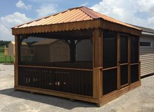 repo pyramid top gazebo in Fort Campbell, Kentucky
