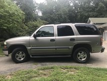 03 Tahoe in Fort Campbell, Kentucky