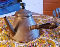 "Antique Colonial ""Hearth"" Copper Teapot in 29 Palms, California"