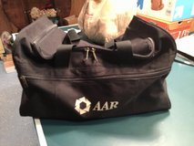 AAR Black Carry on Travel/Gym Bag- in Glendale Heights, Illinois